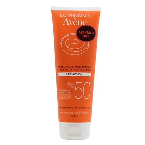 Avene Lait SPF50+ Güneş Losyonu 250 ml