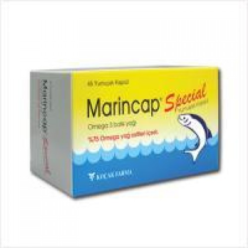 Marincap Special 1000 Mg 45 Kapsül Skt:01/2019